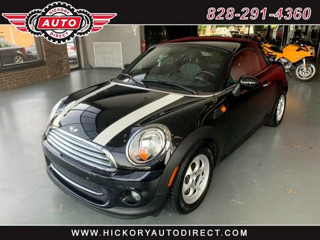 2013 MINI Cooper Coupe FWD