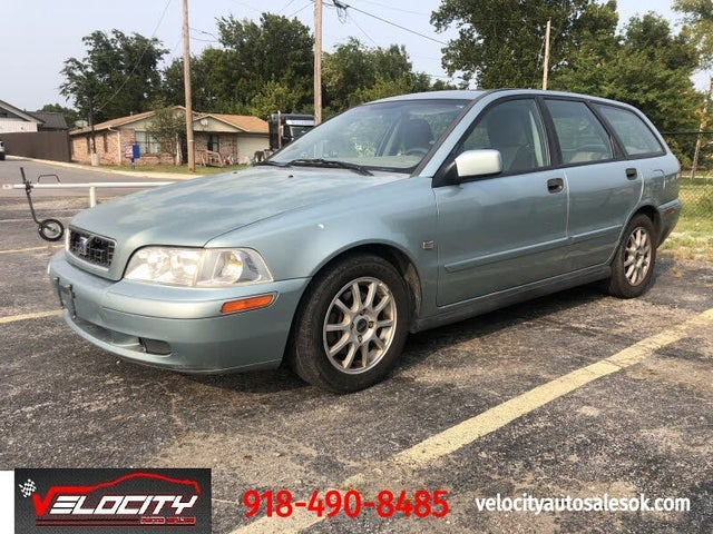 2003 Volvo V40 Turbo Wagon