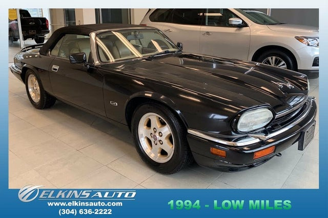 1994 Jaguar XJ-Series XJS12 Convertible RWD