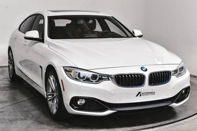 2017 BMW 4 Series 430i xDrive Gran Coupe AWD