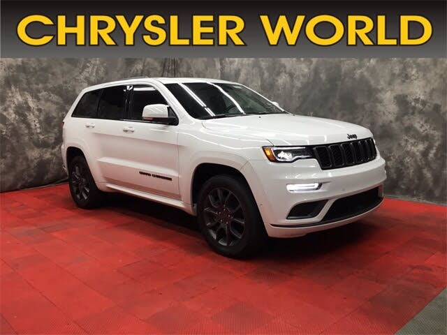 Used 2020 Jeep Grand Cherokee High Altitude 4wd For Sale Right Now Cargurus