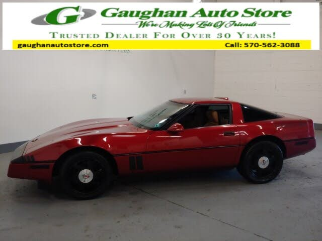 1989 Chevrolet Corvette Coupe RWD