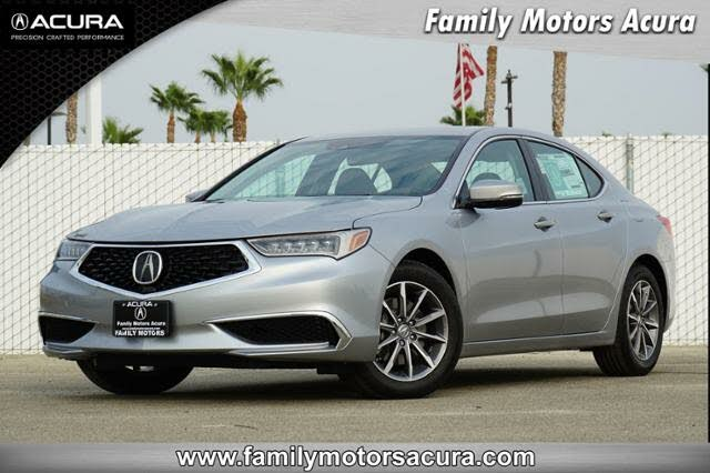 2020 Acura TLX FWD with Technology Package
