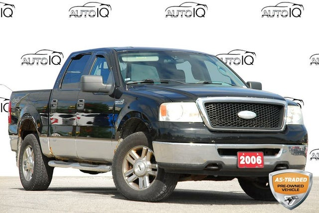 2006 Ford F-150 XLT SuperCrew Styleside 4WD