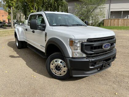 2020 Ford F-450 Super Duty XL Crew Cab LB DRW 4WD