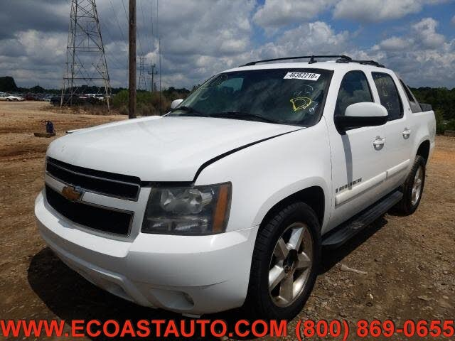 2007 Chevrolet Avalanche 3LT RWD
