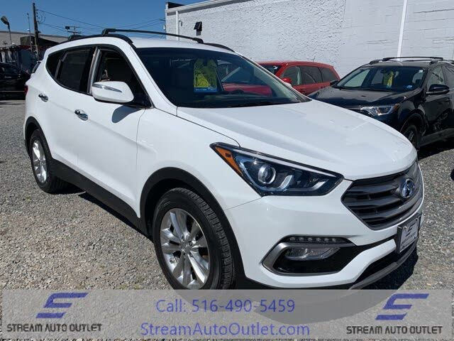 2018 Hyundai Santa Fe Sport 2.0T AWD