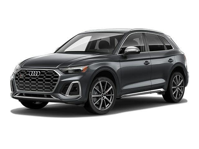2021 Audi SQ5 3.0T quattro Premium Plus AWD