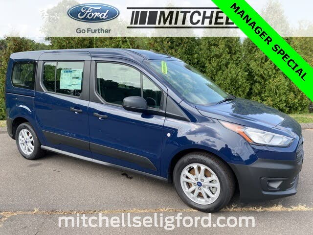 2020 Ford Transit Connect Wagon XL LWB FWD with Rear Cargo Doors