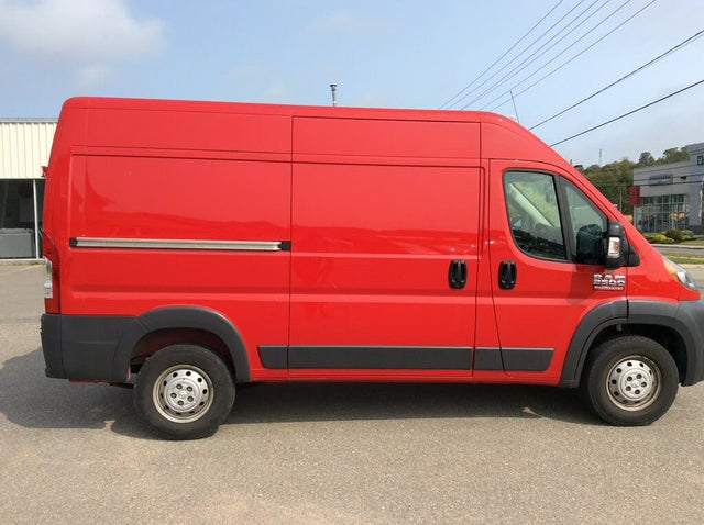 2016 RAM ProMaster 2500 136 High Roof Cargo Van