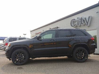 2020 Jeep Grand Cherokee Altitude 4WD