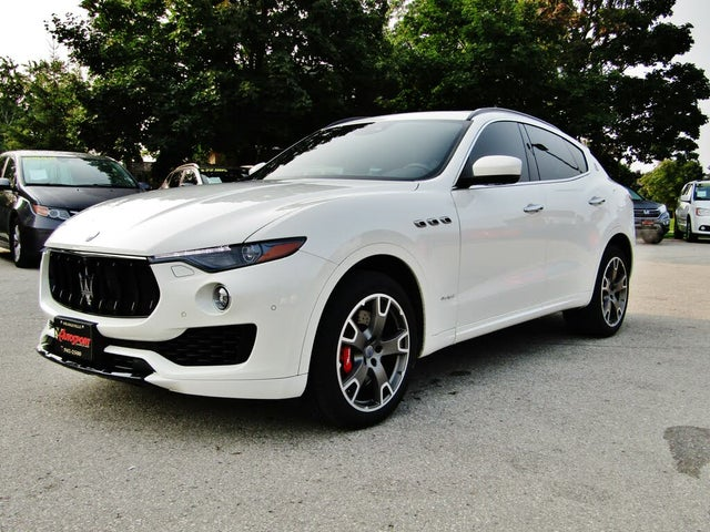 2018 Maserati Levante S GranSport 3.0L