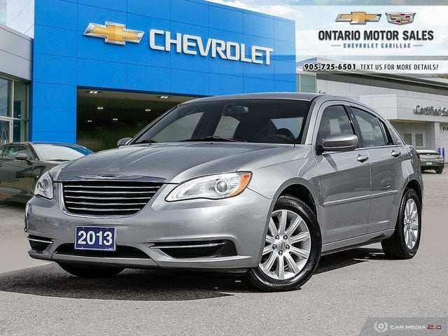 2013 Chrysler 200 LX Sedan FWD