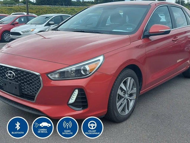 2019 Hyundai Elantra GT Preferred FWD