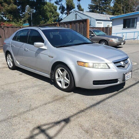 2005 Acura TL FWD with Navigation