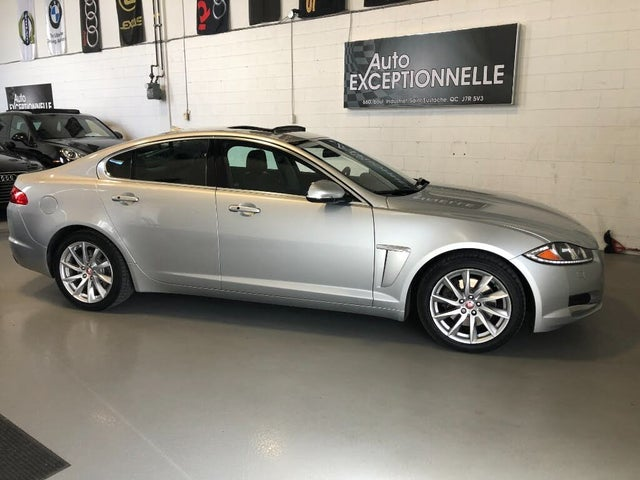 2015 Jaguar XF 2.0T Luxury RWD