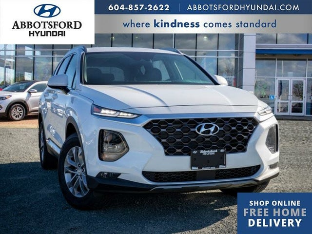 2020 Hyundai Santa Fe 2.4L Essential FWD with Safety Package