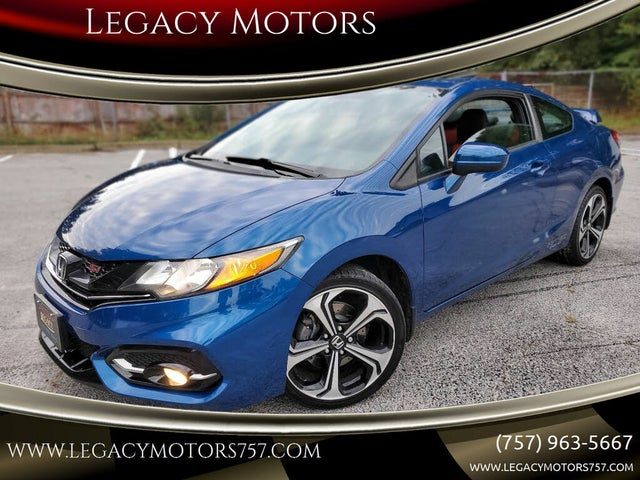 2014 Honda Civic Coupe Si with Nav and Summer Tires