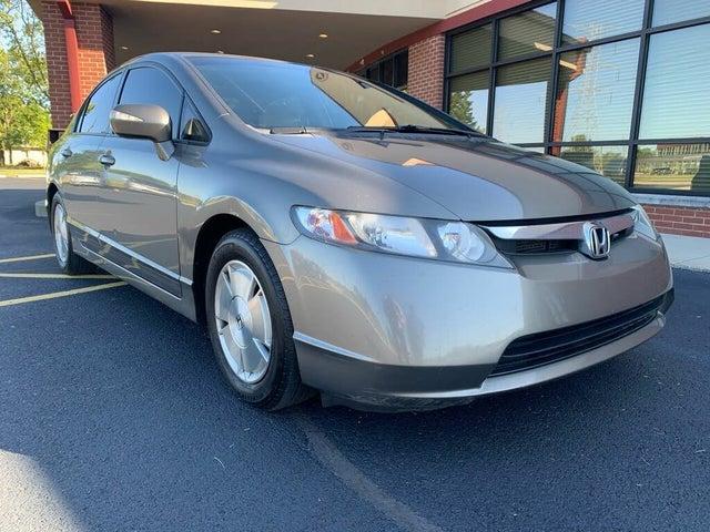 2008 Honda Civic Hybrid FWD with Navigation