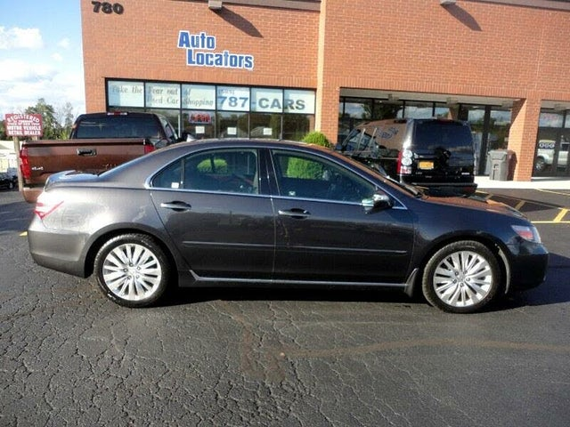2012 Acura RL SH-AWD with Technology Package