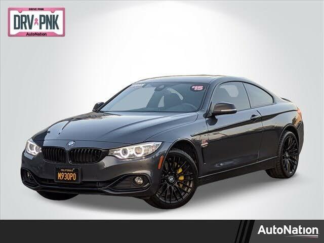 2015 BMW 4 Series 435i xDrive Coupe AWD