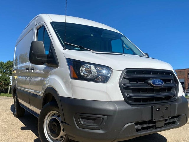 2020 Ford Transit Cargo 250 LWB RWD with Sliding Passenger-Side Door