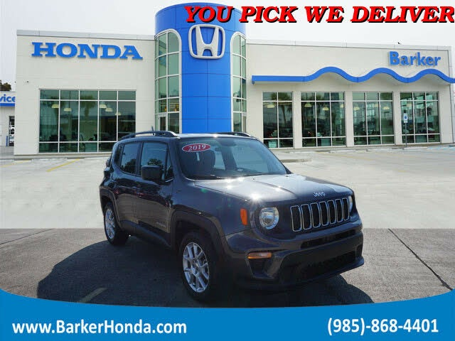 2019 Jeep Renegade Sport FWD