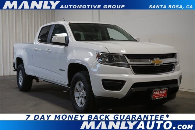 2016 Chevrolet Colorado Work Truck Crew Cab RWD