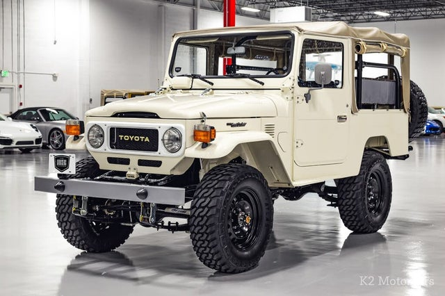 1982 Toyota Land Cruiser 4WD