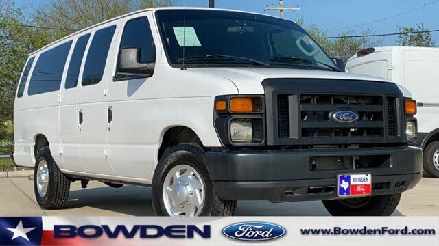 2011 Ford E-Series E-350 XL Super Duty Extended Passenger Van