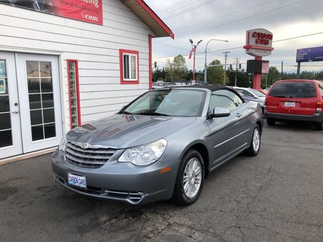 used chrysler sebring for sale in seattle wa cargurus used chrysler sebring for sale in