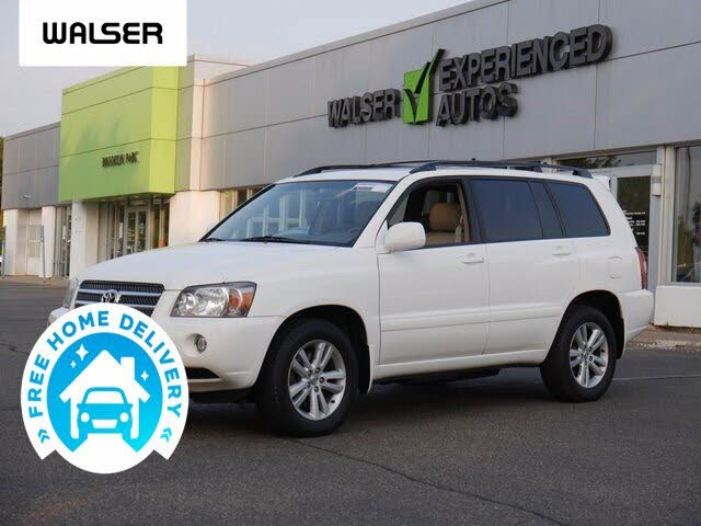 Used 2006 Toyota Highlander Hybrid for Sale (with Photos ...