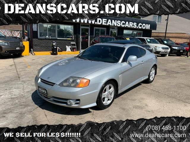 used 2004 hyundai tiburon gt fwd for sale right now cargurus gt fwd