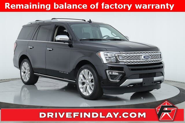 2018 Ford Expedition Platinum 4WD