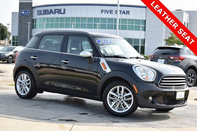 2014 MINI Countryman FWD
