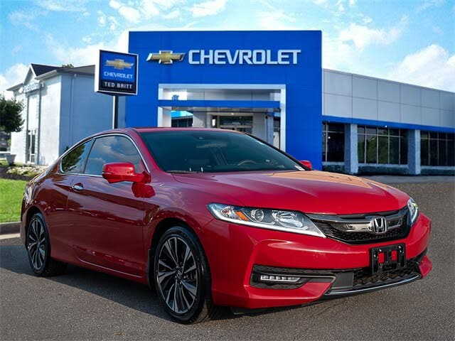 2016 Honda Accord Coupe EX with Honda Sensing