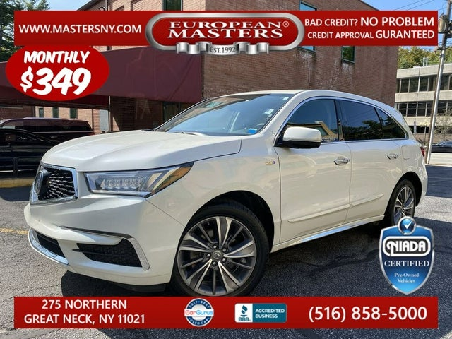 2018 Acura MDX Hybrid Sport SH-AWD with Technology Package