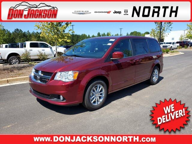 2020 Dodge Grand Caravan SE Plus FWD