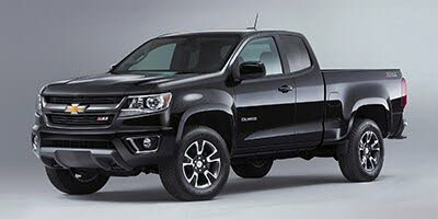 2015 Chevrolet Colorado LT Extended Cab LB 4WD