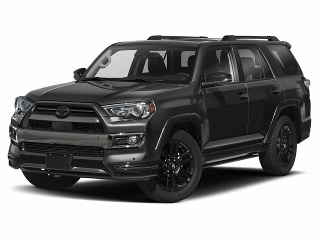2021 toyota 4runner nightshade edition 4wd for sale in