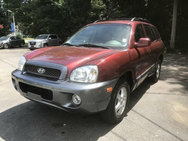 2004 Hyundai Santa Fe 3.5L LX AWD