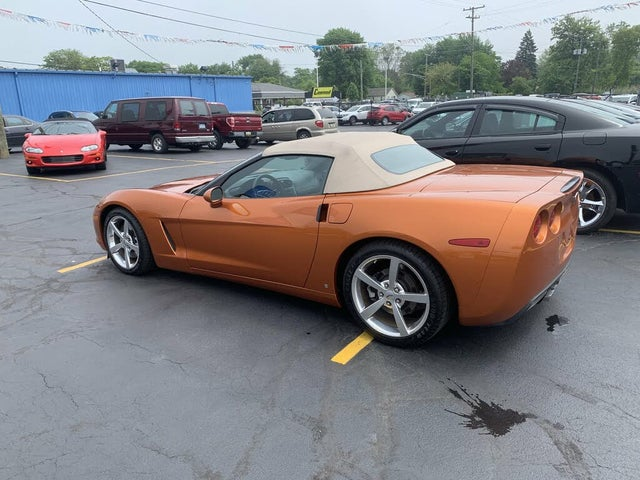 2008 Chevrolet Corvette 3LT Convertible