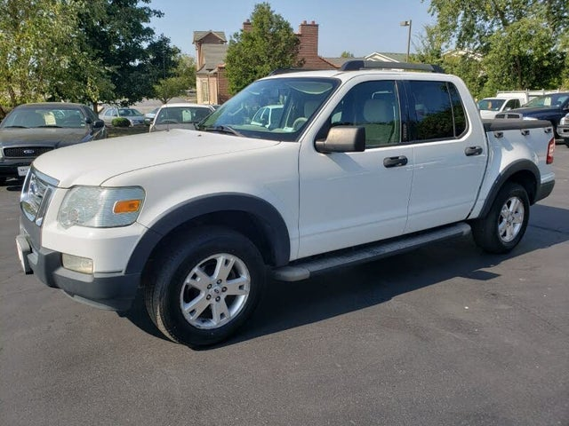 2007 Ford Explorer Sport Trac XLT 4WD