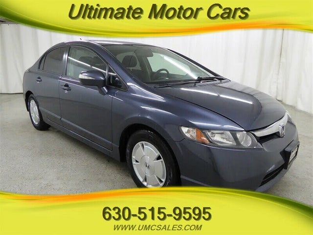 2008 Honda Civic Hybrid FWD with Navigation