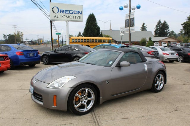 2008 Nissan 350Z Grand Touring Roadster