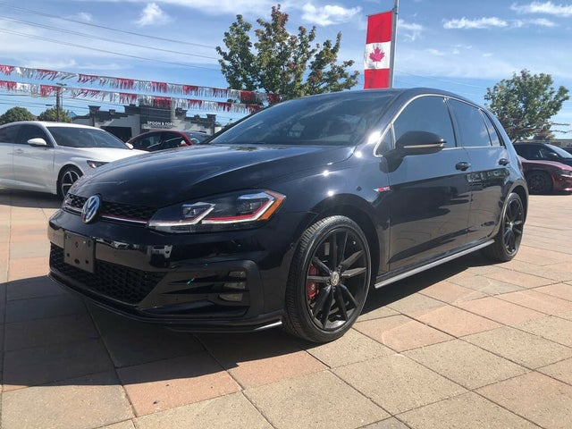 2019 Volkswagen GTI 2.0T Rabbit Edition FWD