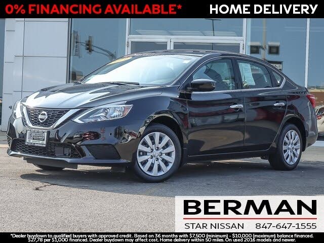 2018 Nissan Sentra For Sale In Chicago Il Cargurus