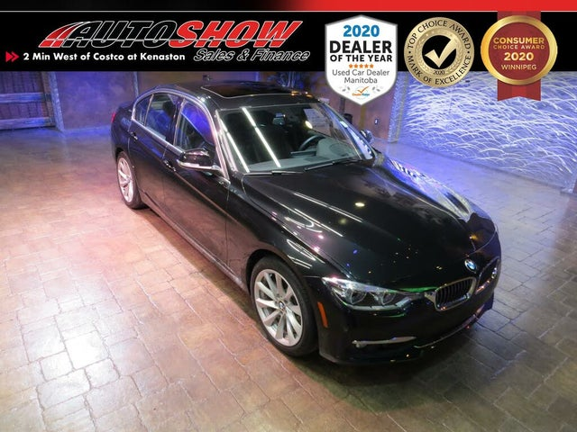 2016 BMW 3 Series 330e iPerformance Sedan RWD