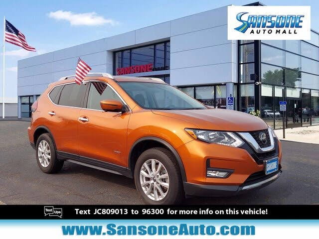 Used Nissan Rogue Hybrid For Sale In Toms River Nj Cargurus