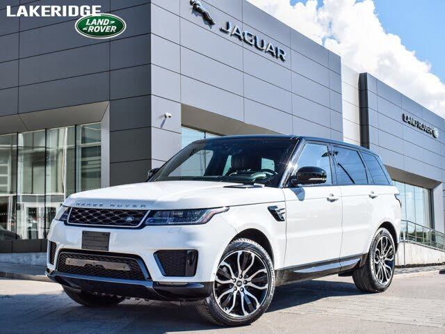 2018 Land Rover Range Rover Sport Td6 HSE 4WD